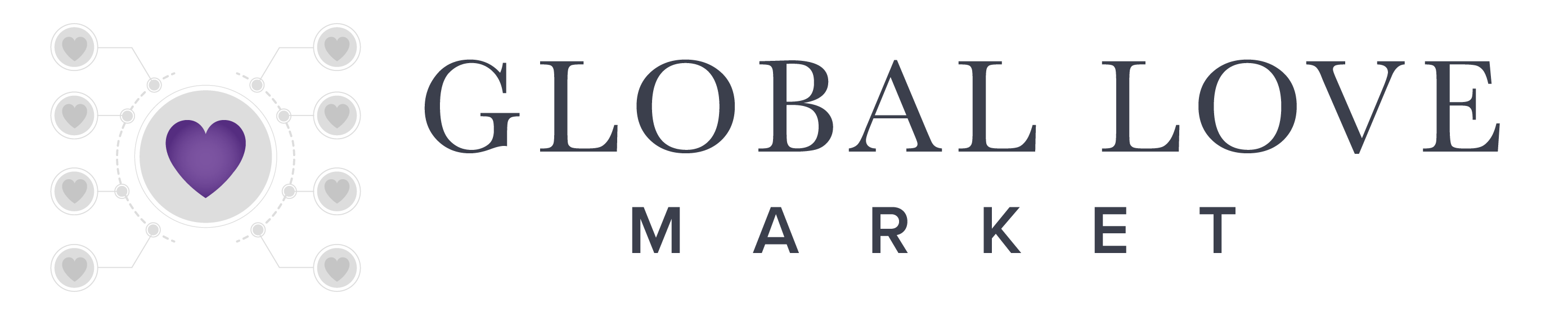 Global Love Market Logo